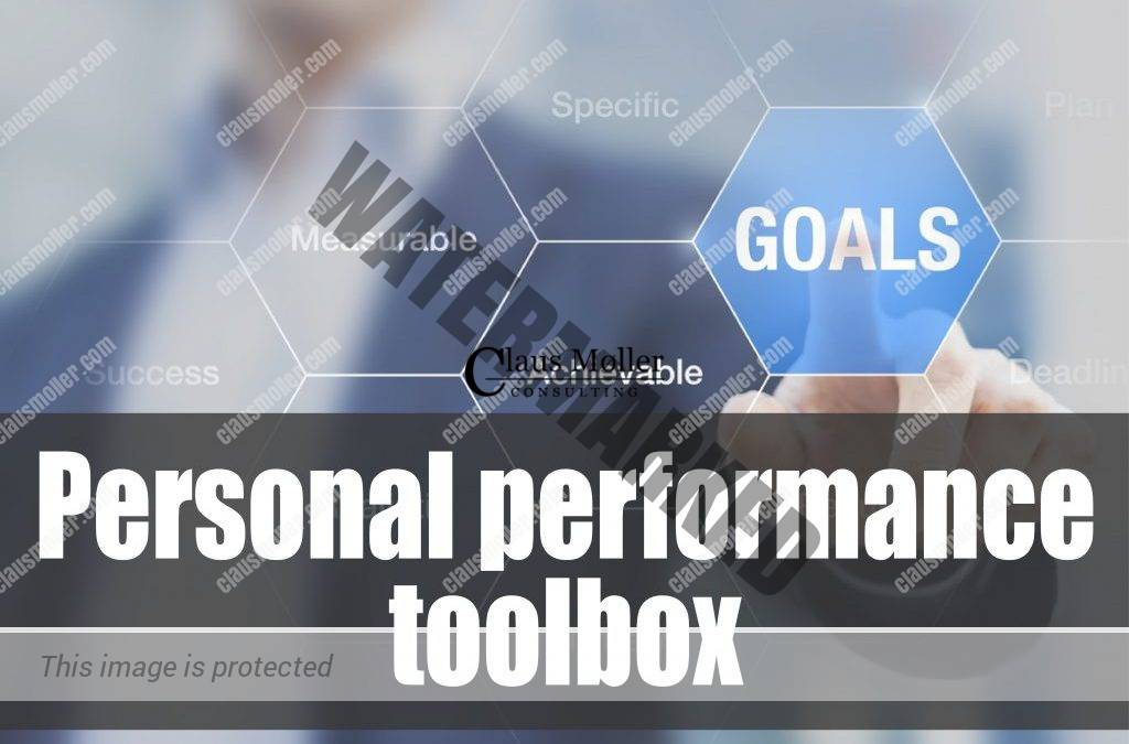 CMC's Performance Management tool