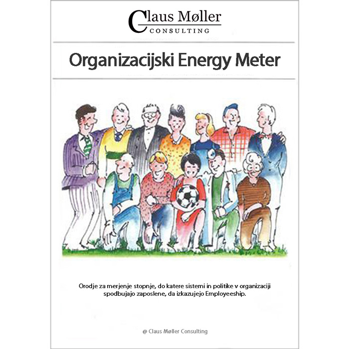 Organizacijski Energy Meter
