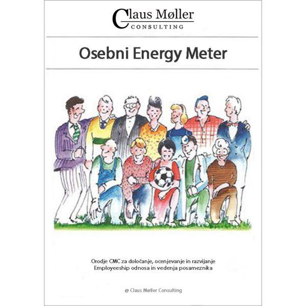 Osebni Energy Meter