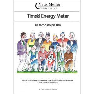 Timski Energy Meter za samostojen tim