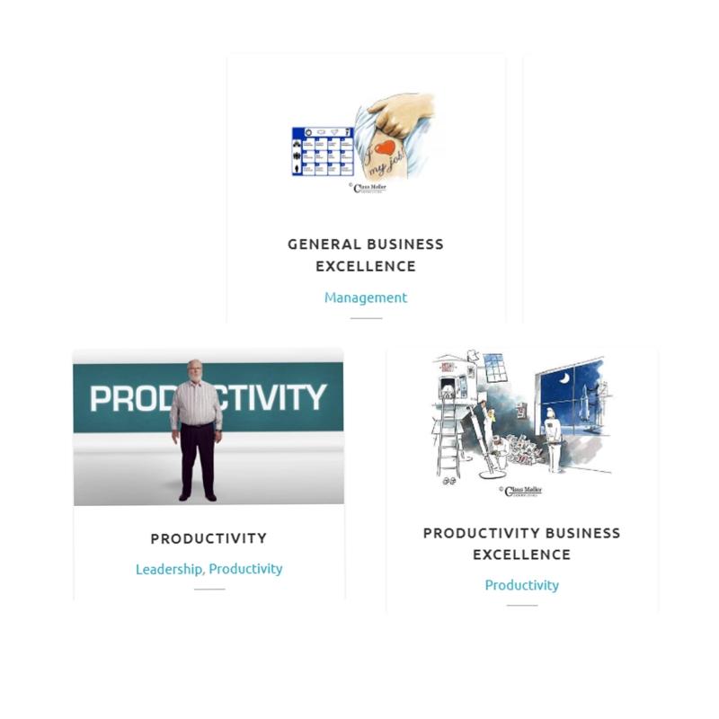 Productivity e-courses