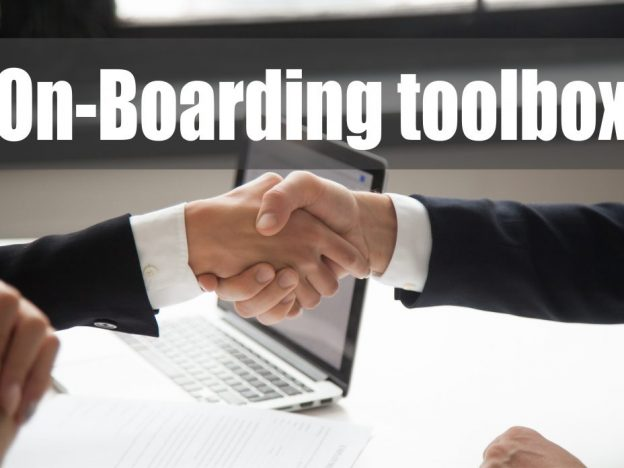 CMC's On-boarding tool course image