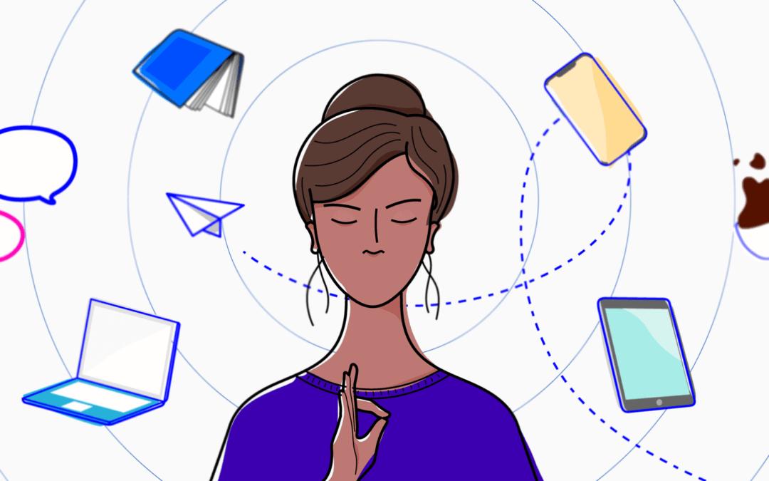 4 pomembni načini za produktivnost
